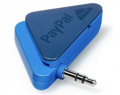 PayPal Here Card Reader for iPhone & Android devices 3.5mm jack No Rebate Code