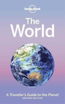 NEW The World By Lonely Planet Hardcover Free Shipping