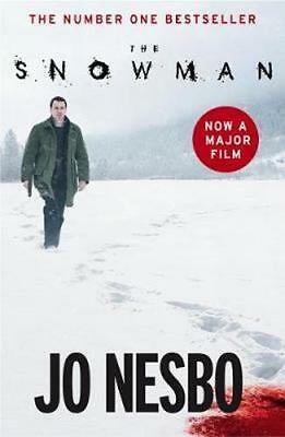 NEW The Snowman By Jo Nesbo Paperback Free Shipping