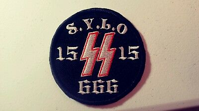 Support Your Local Outlaws Patch Bolts HARLEY Outlaw 1%er Viking, Odin 666-15