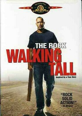 Walking Tall (2004) [New DVD] Ac-3/Dolby Digital, Dolby, Dubbed, Subtitled, Wi