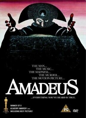 Amadeus -- Director's Cut 2-Disc Special Edition [DVD] [1985] - DVD  30VG The