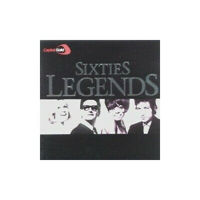 Various - Capital Gold Sixties Legends - Various CD NRVG The Cheap Fast Free The