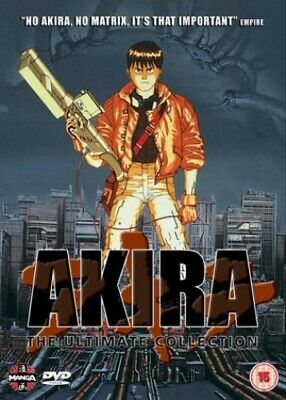 Akira - The Ultimate Collection [1991] [DVD] - DVD  HUVG The Cheap Fast Free