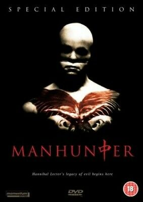 Manhunter--Special Edition [DVD] - DVD  YUVG The Cheap Fast Free Post