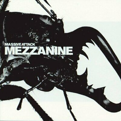 Mezzanine -  CD 45VG The Cheap Fast Free Post The Cheap Fast Free Post