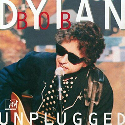 Bob Dylan - MTV Unplugged - Bob Dylan CD OUVG The Cheap Fast Free Post The Cheap