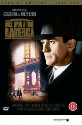 Once Upon A Time In America [DVD] [1984] - DVD  BAVG The Cheap Fast Free Post