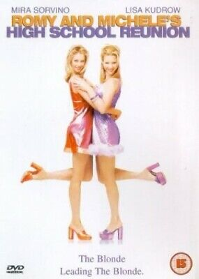 Romy and Michele's High School Reunion [DVD] [1997] - DVD  5RVG The Cheap Fast