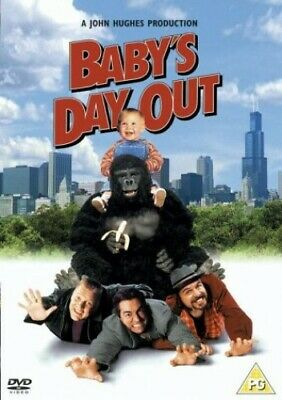Baby's Day Out [DVD] - DVD  TEVG The Cheap Fast Free Post