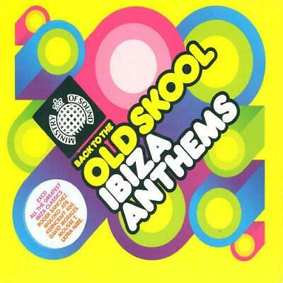 Various Artists - Back to the Old Skool - Ibiza Ant... - Various Artists CD 44VG
