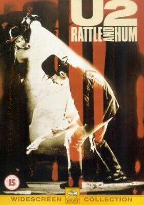 U2 - Rattle and Hum [DVD] - DVD  U2VG The Cheap Fast Free Post