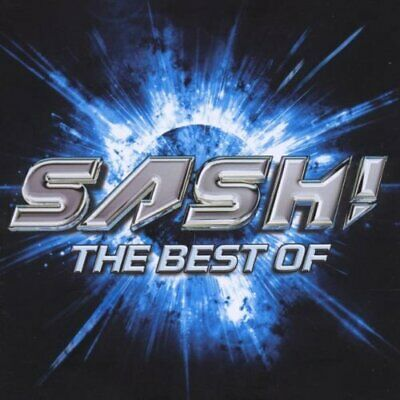 Sash! - The Best Of Sash! - Sash! CD TQVG The Cheap Fast Free Post The Cheap