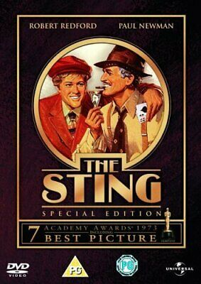 The Sting (Special Edition) [DVD] - DVD  6QVG The Cheap Fast Free Post