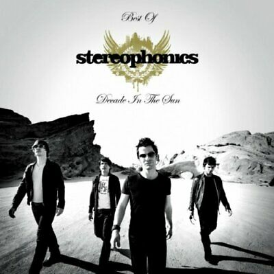 Stereophonics - Decade in the Sun: Best of Stereophonics - Stereophonics CD D0VG