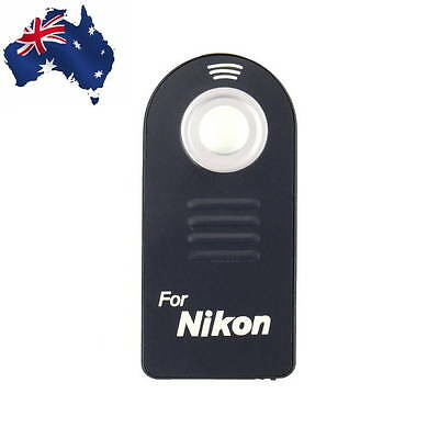 IR Wireless Remote Control For Nikon DSLR's - D5100, D5200, D7000, D90  etc