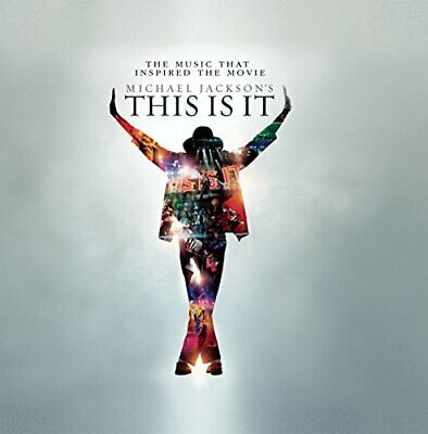 Michael Jackson's This Is It -  CD YUVG The Cheap Fast Free Post The Cheap Fast