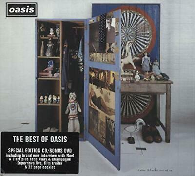 Oasis - Stop The Clocks [2CD + DVD] - Oasis CD G6VG The Cheap Fast Free Post The