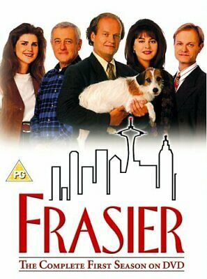 Frasier: Complete Series 1 [DVD] [2003] - DVD  BOVG The Cheap Fast Free Post
