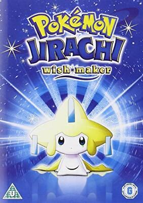 Pok�mon - Pokemon Jirachi Wish Maker [DVD] - DVD  UMVG The Cheap Fast Free Post
