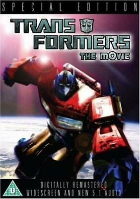 Transformers The Movie - Special Edition [1986] [DVD] [Animated] - DVD  32VG The