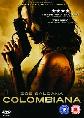 Colombiana [DVD] - DVD  FQVG The Cheap Fast Free Post