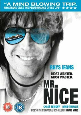 Mr Nice [DVD] - DVD  EIVG The Cheap Fast Free Post