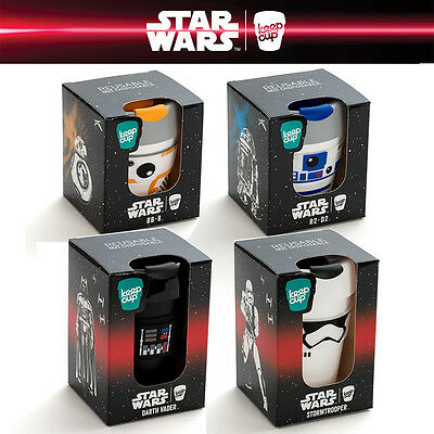 Keep Cup - STAR WARS - Reusable Barista Grade Coffee 8oz/12oz IN STOCK !!!!!!!!!