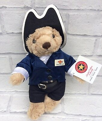 Hard Rock Cafe Limited Edition Herrington Bears Denver No: 52/72 July 4th 2003