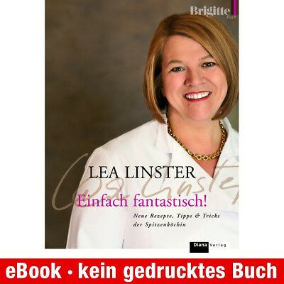 eBook-Download (EPUB) ★ Léa Linster: Einfach fantastisch!