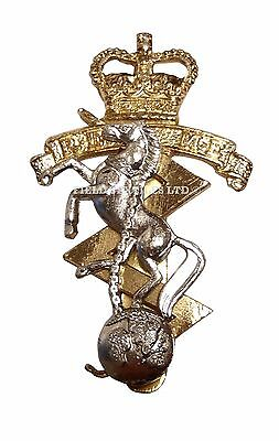 R.E.M.E Cap/Hat BADGE - Royal Electrical and Mechanical Engineers - Army - G2485