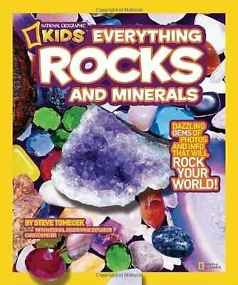 National Geographic Kids Everything Rocks and Mine