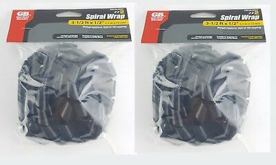 "14 feet of 1/2"" POLYPROPYLENE SPIRAL WRAPPING for wires & cables Gardner Bender"