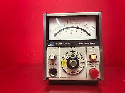 HP - Agilent - Keysight 435A Power Meter
