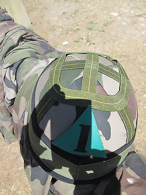 French Foreign Legion 2 REP-F 1 -cover helmet CURRENT- 1 cie company