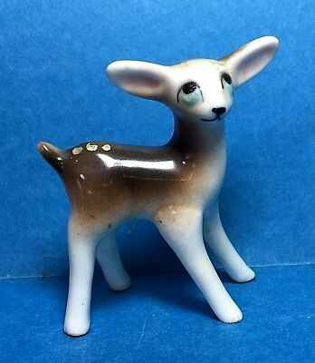 Vintage Small Ceramic Fawn/ Doe/Deer Figurine /Figure #67