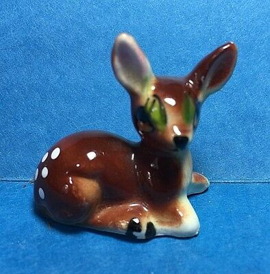 Vintage Small Ceramic Fawn/ Doe/Deer Figurine /Figure #70