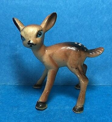 Vintage Small Ceramic Fawn/ Doe/Deer Figurine /Figure #74