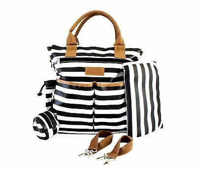 Pannolinis Chic Diaper Bag Stylish and Comfortable Perfect For Baby Shower In...