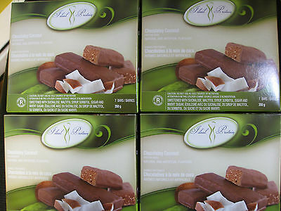 Ideal Protein Bars Chocolatey Coconut (4 Boxes Of 7)