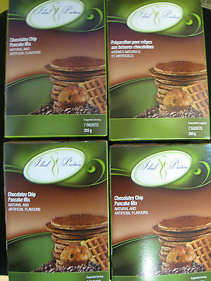 Ideal Protein Chocolate Chip Pancake Mix (4 Boxes Of 7)