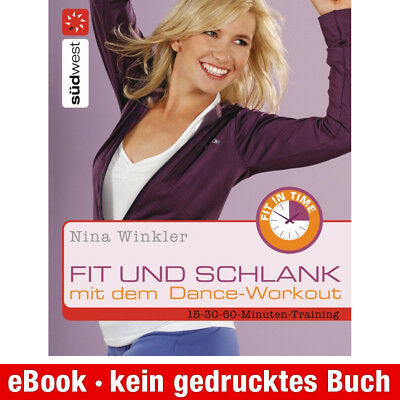 eBook-Download (EPUB) ★ Nina Winkler: Fit und schlank mit dem Dance-Workout