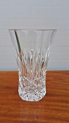 Vintage Crystal Tumbler Glass