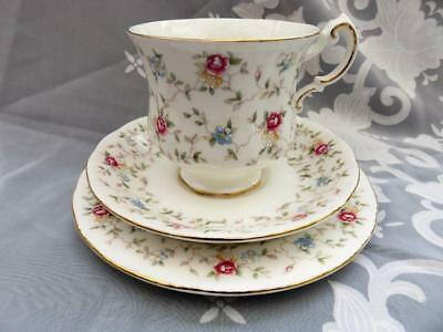 Fabulous Vintage Paragon First Choice Trio Cup Saucer & Side Plate Wedding Party