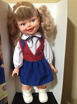 New Brazilian Giggles Doll Limited Edition By Estrela 80 Years Old Boxed