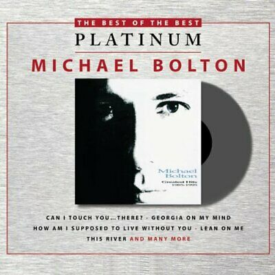 Greatest Hits 1985 - 1995 - Michael Bolton CD KDVG The Cheap Fast Free Post The