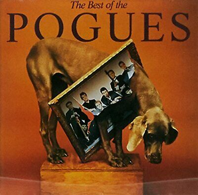 The Pogues - The Best Of The Pogues - The Pogues CD GUVG The Cheap Fast Free The