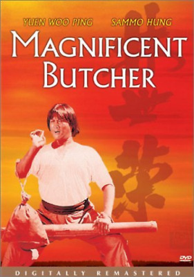 Magnificent Butcher -  DVD NEW