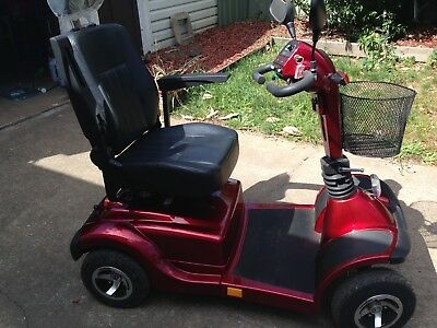 New Mobility Scooter, Travel Scooter XL-500E