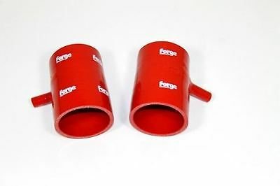 Fminlr8 Forge Motorsport Fit R8 Pair Of Silicone Inlet Hoses